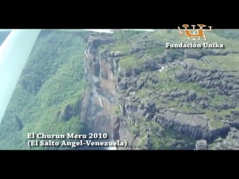 EL CHURUN MERU  (SALTO ANGEL 2010).flv