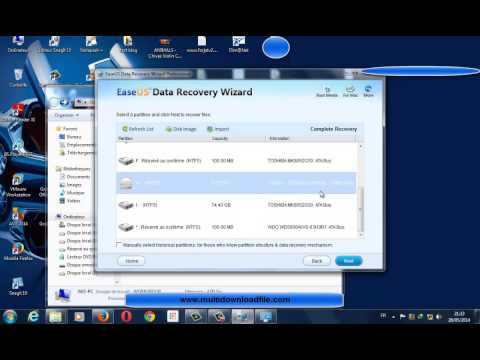 How to install and activate EaseUS Data Recovery Wizard Professional 7
