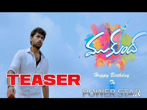 Varun Tej Mukunda First Look Teaser on Power Star Pawan Kalyan...