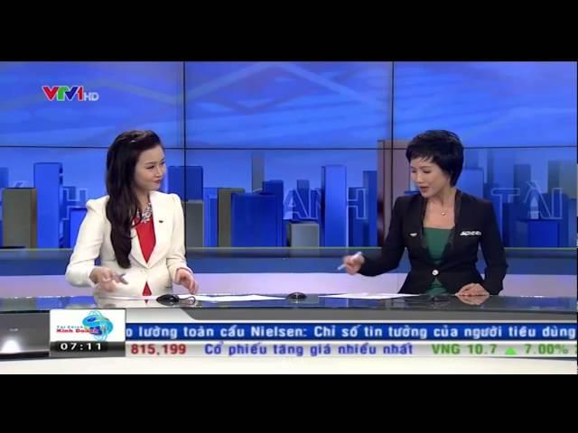 [VIDEO] Tài chính kinh doanh sáng 17/11/2014