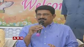 Ganta Srinivasa Rao Holds Press Meet