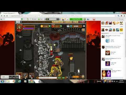 Dungeon Rampage- episode 1