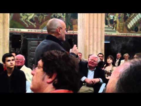 Phil Collins on Collecting Alamo History at Dallas Historical Society May 2012