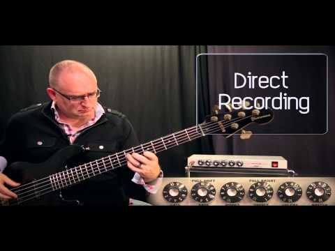 Shaw Audio Bass Pre Demo - Sean O Bryan Smith