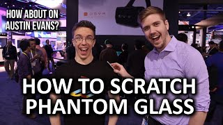 The Epic Phantom Glass CES Video feat. Austin Evans (and his nipples)