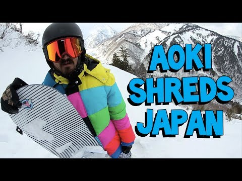 Snowboarding In Hakuba, Japan - On the Road w/ Steve Aoki #102