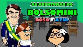 AS AVENTURAS DO BOLSOMINI EP 2 - ROSA E AZUL