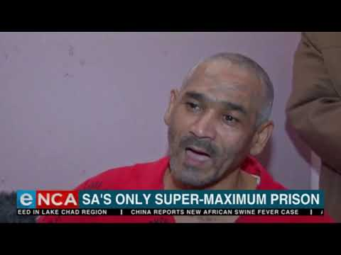 Exclusive access into SA's only Super-Max prison thumbnail