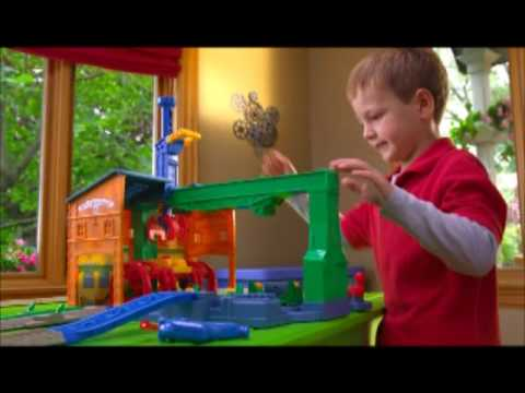 Spin & Fix Thomas: The Official Commercial
