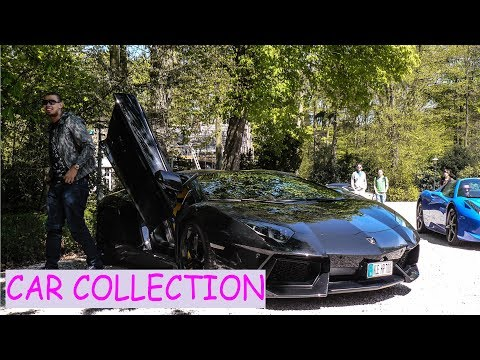 Afrojack car collection (2018)