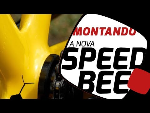 A reforma da Speedbee Pedaleria