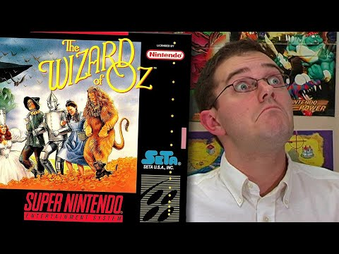 The Wizard Of Oz - Super Nintendo - Angry Video Game Nerd - Episode 43
