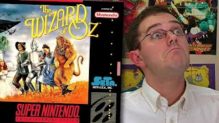 The Wizard Of Oz - Super Nintendo - Angry Game Nerd - Episode 43