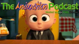 THE BOSS BABY Trailer Reaction - The Animation Podcast HIGHLIGHTS