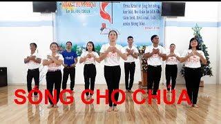 SỐNG CHO CHÚA - NHÓM MÚA  - PLEI KUENG GRAI