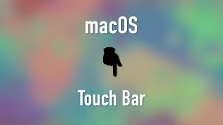 macOS: Using the Touch Bar with Final Cut Pro X