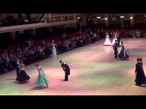 Blackpool 2013 Junior Ballroom Tango Final