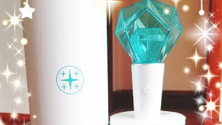 Unboxing: SHINee Official Lightstick [SHATING STAR]