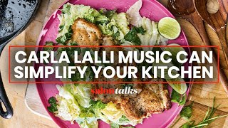 Bon Appétit food director Carla Lalli Music can make you a better cook