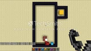 [Minecraft][Tetris] Tetris but in Minecraft - MotdHS
