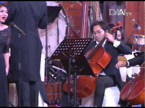 DAAI Night 2014 with Addie MS & Sastrani Dewantara 02 O Mio Babbino Caro
