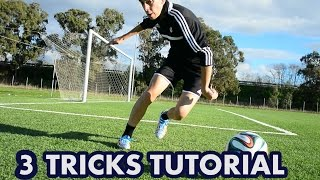 How to dribble your opponent with some easy tricks | Friday Tutorial #9 | Footballerz Italy