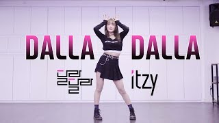 ITZY(있지) - DALLA DALLA(달라달라) Dance Cover / Cover by Sol-E (Mirror Mode)