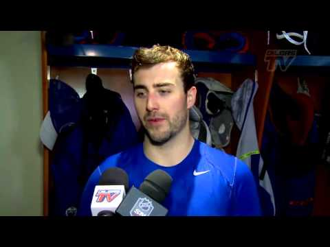 POST-GAME RAW | Jordan Eberle