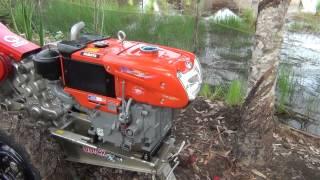 Traktor QUICK G1000 BOXER dan ZENA ROTARY