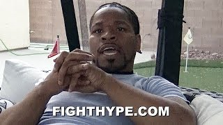 "SHAWN PORTER PICKS FURY ""TOTAL PACKAGE"" OVER WILDER ""LEAGUE OF HIS OWN POWER"" OVER RUIZ ""HAND SPEED"""
