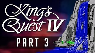 [Kings Quest IV] PART 3: Frog Mode Activate!