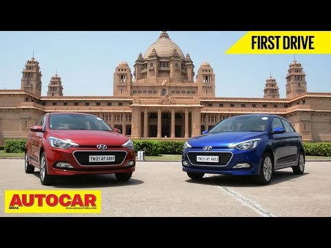 Hyundai Elite i20 | First Drive Video Review | Autocar India