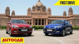 Hyundai Elite i20   First Drive Video Review   Autocar India