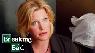 Skyler White Confirms She's Willing to Stay in the Business - S4 E7 Clip #BreakingBad