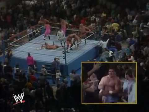 Royal Rumble 1988 Match (full Match) video