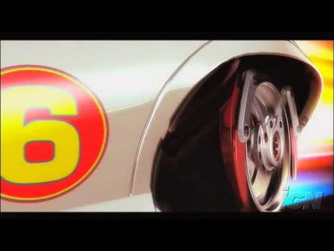 Speed Racer: The Videogame Nintendo Wii Trailer -