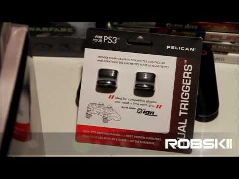 Playstation 3 Real Triggers for Dualshock 3