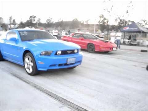 Arrancones en el Autodromo del Aguila 18/Diciembre/2011.