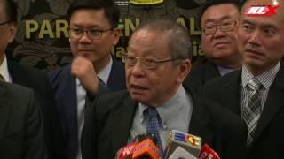 #Parlimen: Kit Siang Tidak Berani Jawab Dia Lahir Di Mana