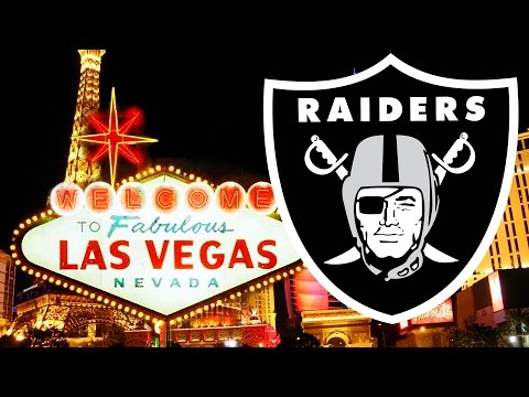 The Raiders Are Close To A Las Vegas Move
