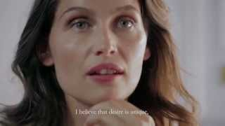 NINA RICCI - L'Extase Interview de Laetitia Casta