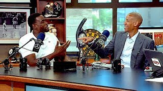 Reggie Miller & Chris Webber Talk Fab 5, LeBron & More w/Dan Patrick | Part 3 of 3 | 6/26/18