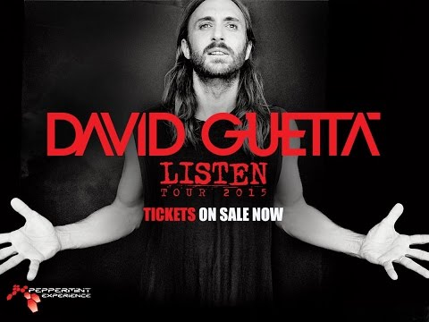 David Guetta Live New Year's Eve - Dubai Media City Amphitheater 2015/Tom Clifford VoiceOver