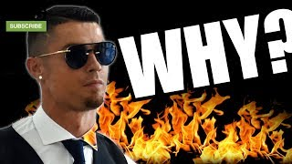 WHY IS RONALDO JOINING JUVENTUS?