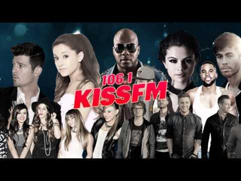 ReelWorld KISS FM 106.1 Dallas 2015 Radio Jingles