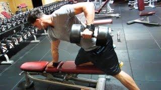 WORKOUT ROUTINE #2 Back & Biceps