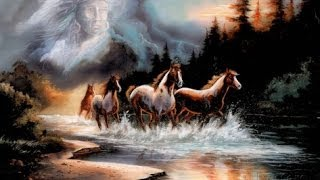 Smoke Signals Native American Music  Relaxation Pan Flute Music Song)