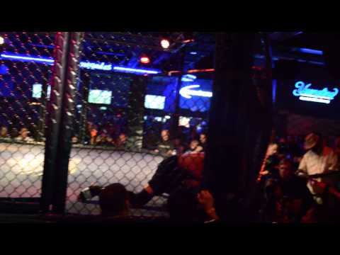 Rashawn MMA September 2014