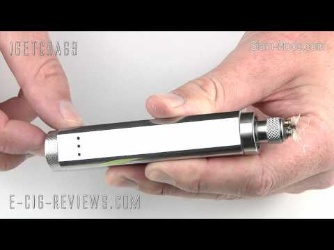 REVIEW OF THE CUBE ELECTRONIC CIGARETTE