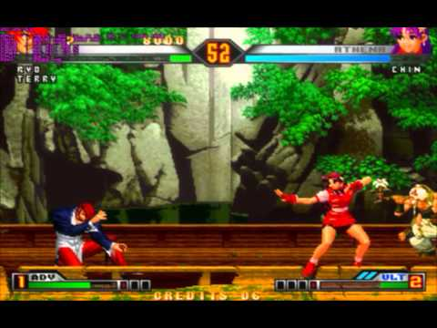 The King of Fighters '98 Ultimate Match - Emulado